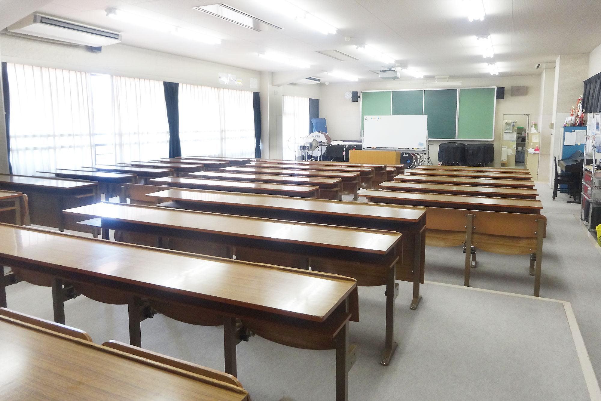 東京学館船橋高等学校画像